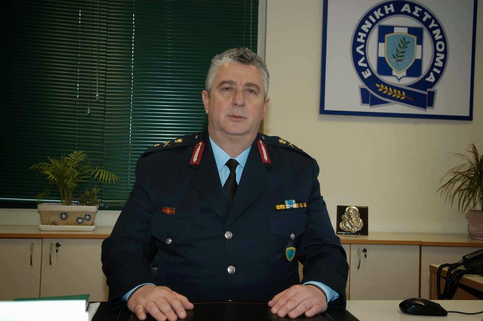 Νέος Γενικός Περιφερειακός Αστυνομικός Διευθυντής Δυτικής Μακεδονίας, ο Ταξίαρχος Δημοσθένης ΧΡΗΣΤΟΥ - Ποιοι αναλαμβάνουν Καστοριά και Κοζάνη