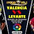 Agen Bola Terpercaya - Prediksi Valencia vs Levante 12 Februari 2018
