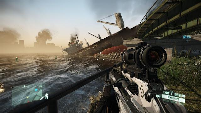 Crysis 2 Full Crack - Siêu Phẩm FPS