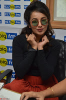 Tejaswini Madivada backstage pics at 92.7 Big FM Studio Exclusive  09.JPG