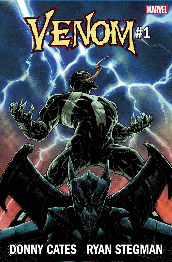 """Venom"", de Donny Cates y Ryan Stegman - Marvel Comics"