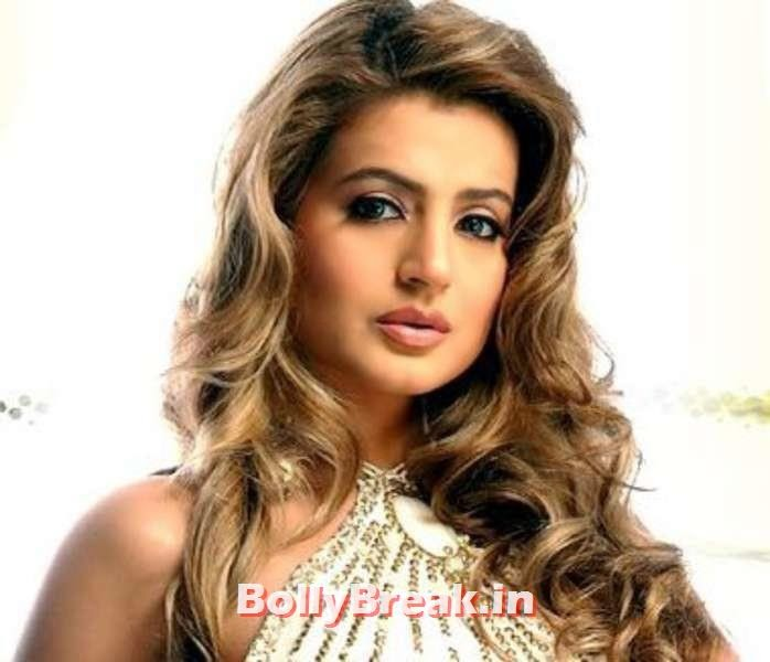 Ameesha Patel, Bollywood Actresses with Blonde Hair - Bipasha, Kangana, Priyanka, Kareena