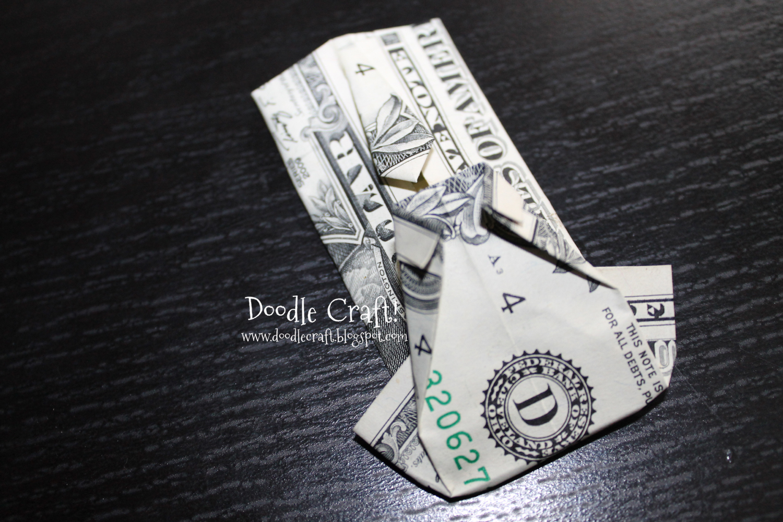 Dollar Origami Shirt & Tie Tutorial - How to fold a dollar bill in ... | 1000x1500