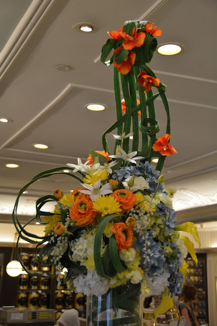 Harrods KLCC flowers