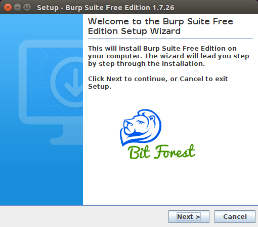 how to install burp suite in Linux/Ubuntu 16 04