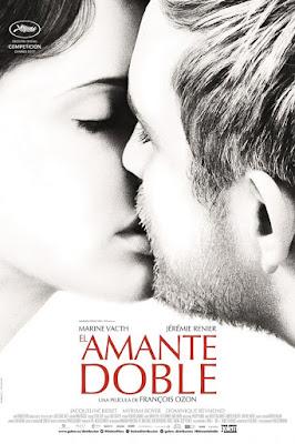 L'Amant Double 2017 DVD R2 PAL Spanish