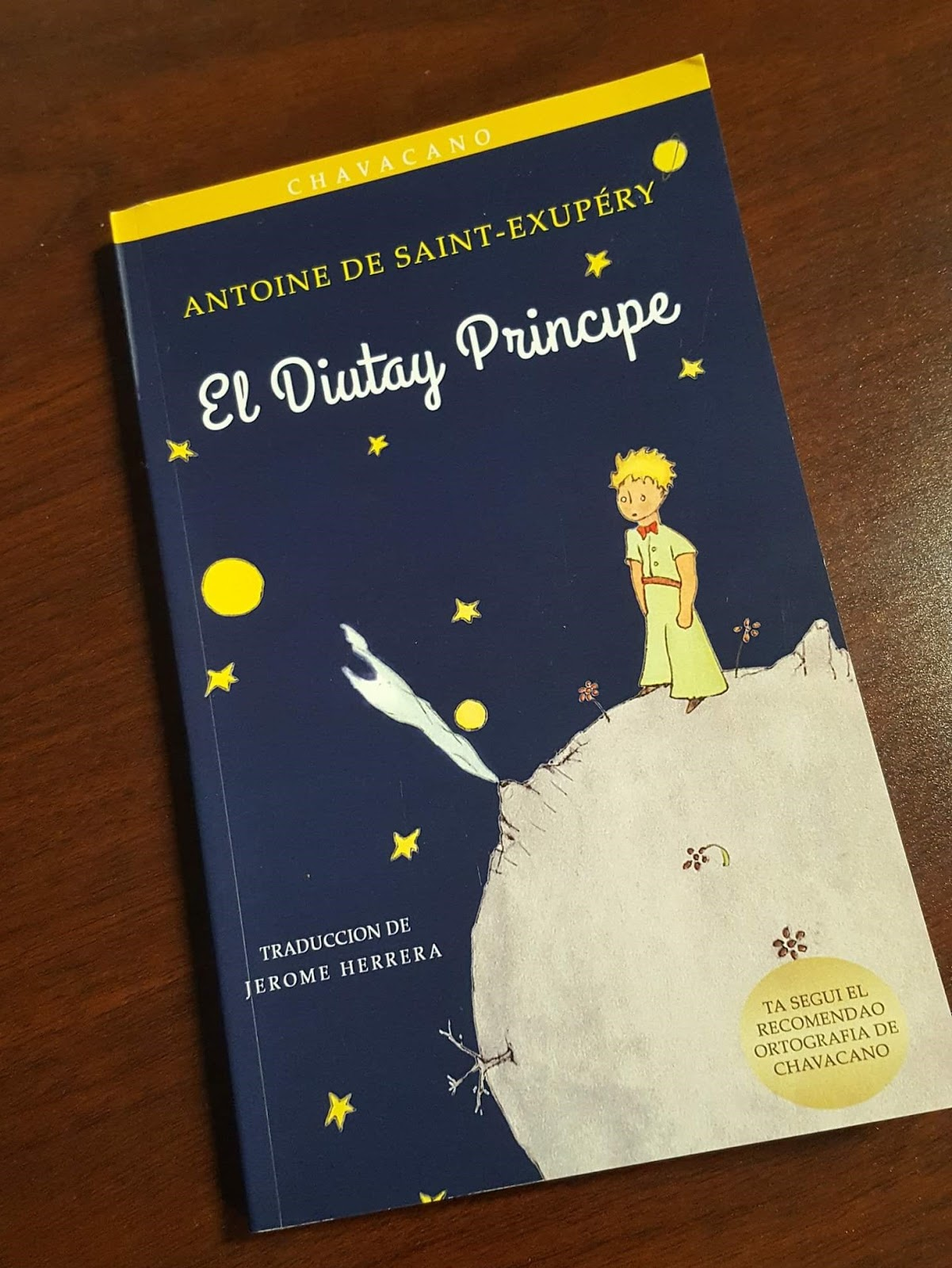 The Little Prince By Antoine De Saint-Exupéry Is Now Available In