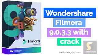 Wondershare Filmora V9.0.3.3 + Crack