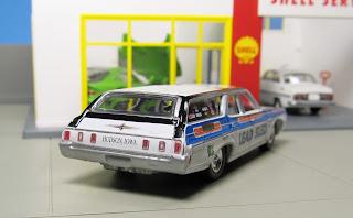 Auto World 1969 Chevy Kingswood Estate iowa