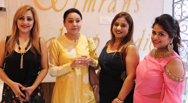 Superb opening of Simran Makeup Studio in Faridabad