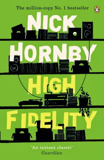 Lad Lit Book Reviews: High Fidelity by Nick Hornby