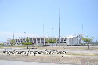 苏丹米占再纳阿比丁体育场