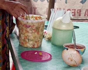 resep membuat acar wortel timun