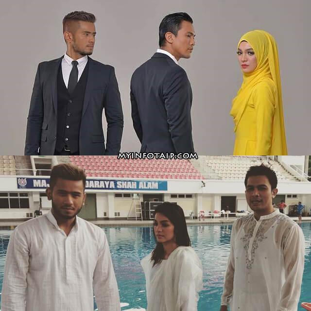Seindah Takdir Cinta TV3