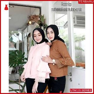UTM115F73 Baju Frozen Muslim Atasan UTM115F73 073 | Terbaru BMGShop