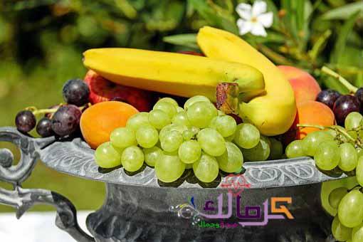 كم من الفاكهة يجب أن تأكل في اليوم الواحد؟