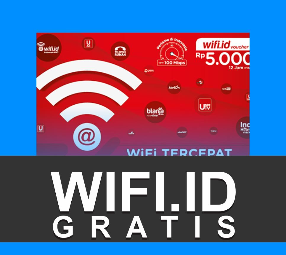 Cara Login Wifi.id gratis tanpa menggunakan password