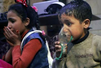 Đến bao giờ người dân Syria mới hết đau khổ