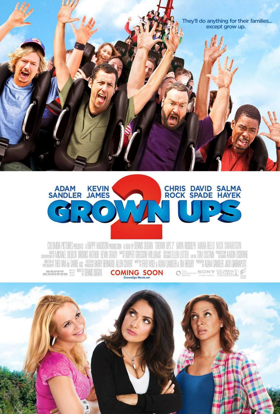 Nonton Film Grown Ups 2 (2013)