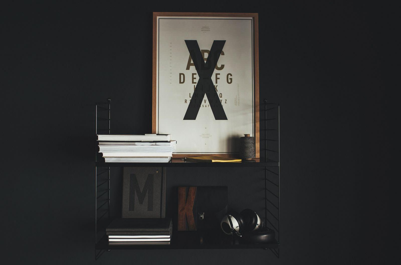 Styling Shelf
