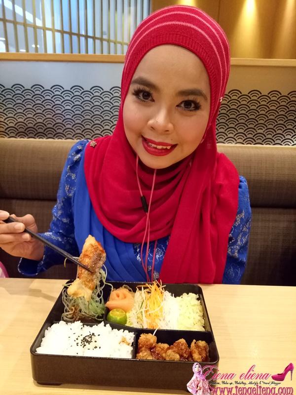 CNY Bento Sushi King