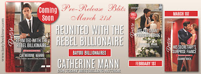Coming Soon! Reunited with the Rebel Billionaire by @CatherineMann1