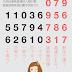 1、2月統一發票中獎號碼(105年)