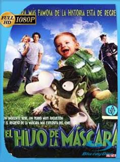 El Hijo De La Mascara (2005) HD [1080p] latino[GoogleDrive]DizonHD