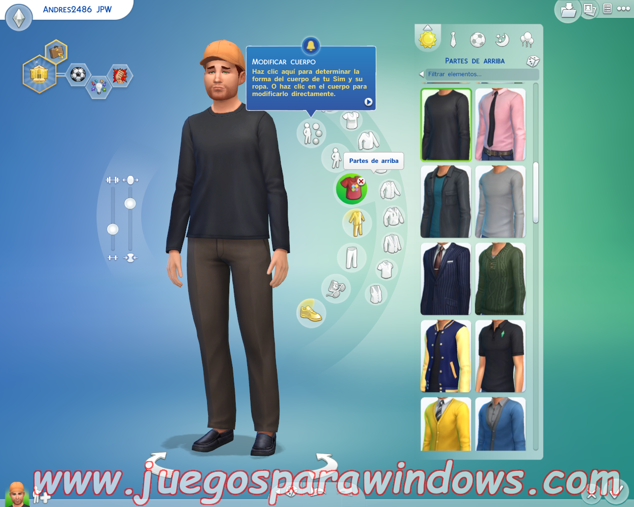 Los Sims 4 Digital Deluxe Edition ESPAÑOL PC Full + Update v1.4.83.1010 Incl DLC (RELOADED) 13