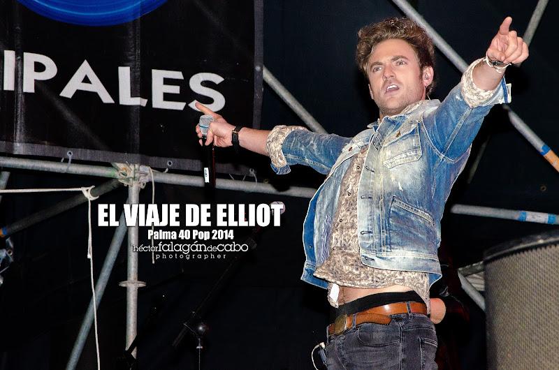 El Viaje de Elliot en el Palma 40 Pop 2014. Héctor Falagán De Cabo | hfilms & photography.
