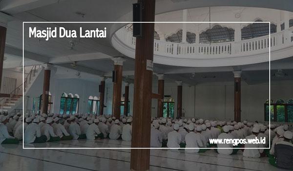 Sahkah Shalatnya Makmum di Rumah Sedangkan Imam Berada di Masjid