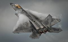 F-22 Raptor Fighter Jet