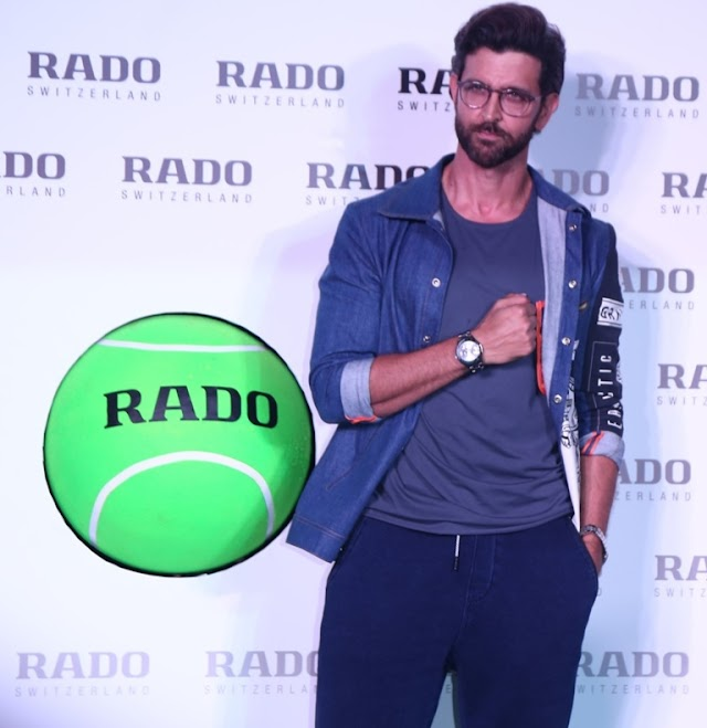 Rado,the Swiss watch brand launches the Sports Collection in India