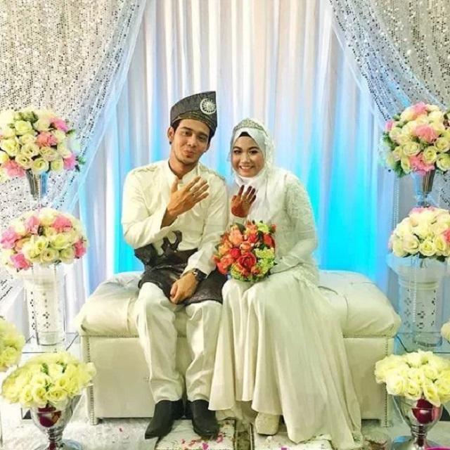 TAHNIAH.. Hafidz Roshdi Kini Sudah Bergelar Suami