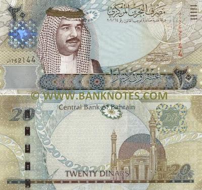 Bahrain Dinar