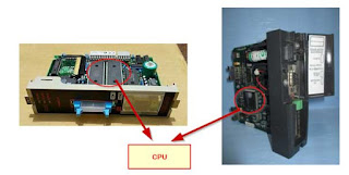 Basic PLC Technical 7 CPU (Central Processing Unit)