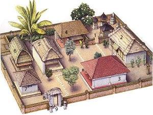 rumah hunian bali