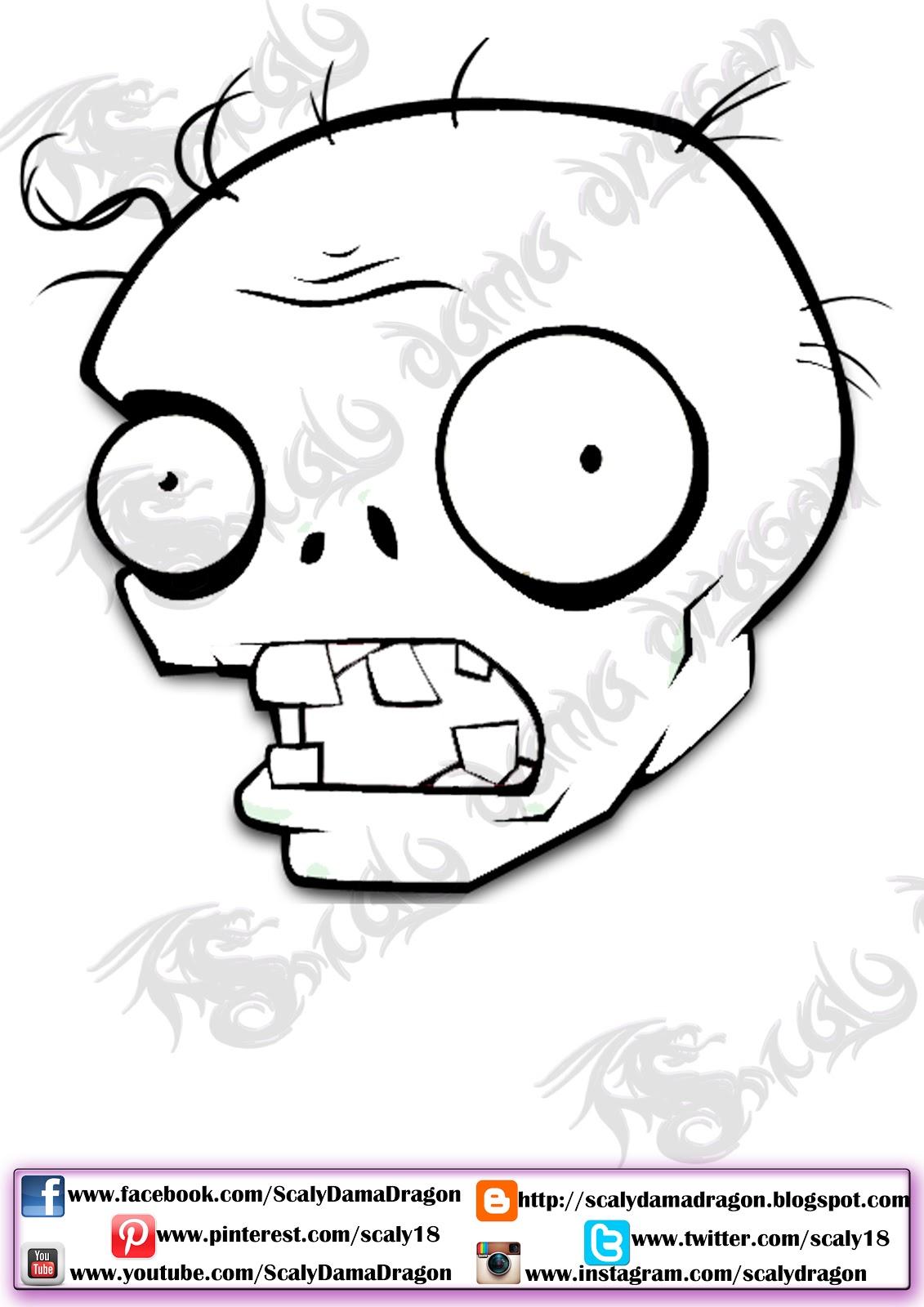 Bolsita de Plantas VS Zombie hecho con foamy o goma eva – Scaly Dragón