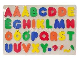 Hãy dạy bé nhận biết bảng chữ cái thành thạo để rút ngắn thời gian học đàn Piano