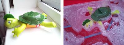 TOMY bath toys, Aqua Fun, bath toys