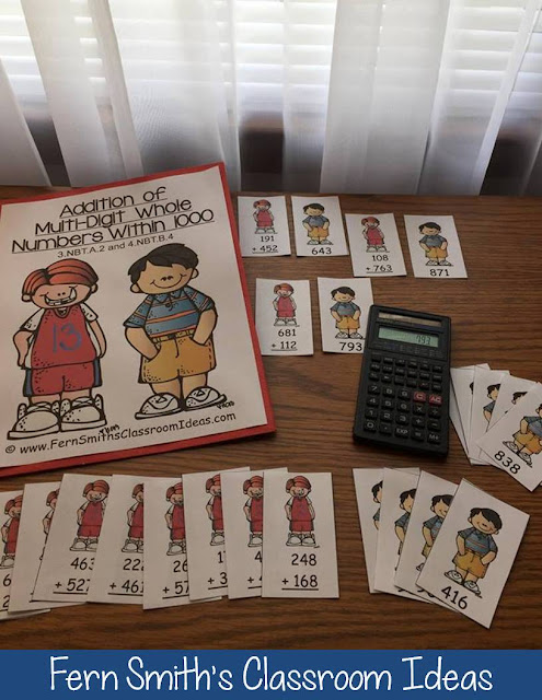 https://www.teacherspayteachers.com/Product/3rd-Grade-Go-Math-17-Addition-Multi-Digit-Numbers-Within-1000-Center-Game-1309667