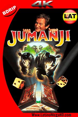 Jumanji (1995) Latino Ultra HD 4K HDR REMUX 2160P ()