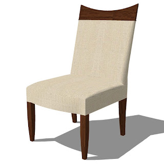 Sketchup - Chair-041