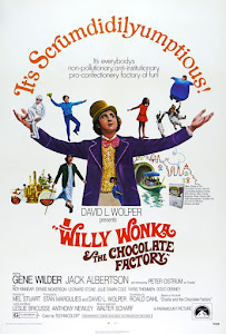 Willy Wonka & the Chocolate Factory Poster