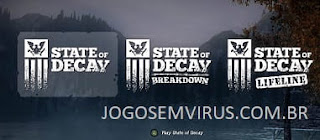 DLCs do jogo State of Decay: Day One (YOSE) PC Gamer PT-BR