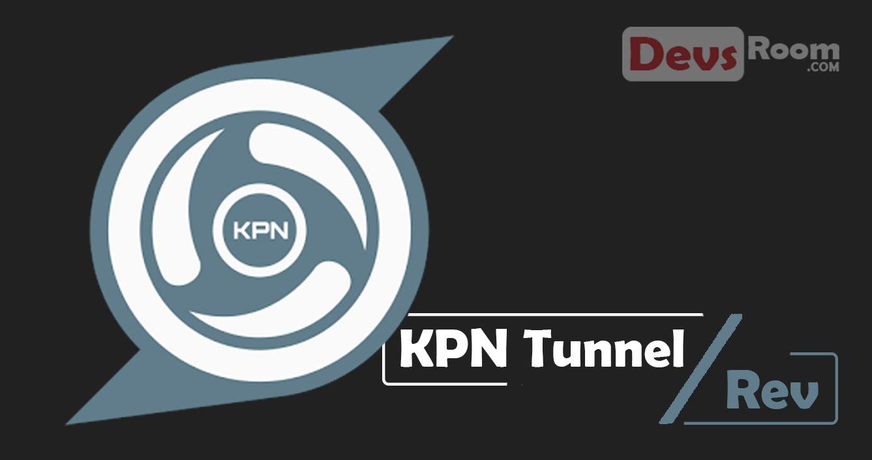 Cara gunakan kuota VideoMax menjadi Reguler dengan KPN Tunnel Rev