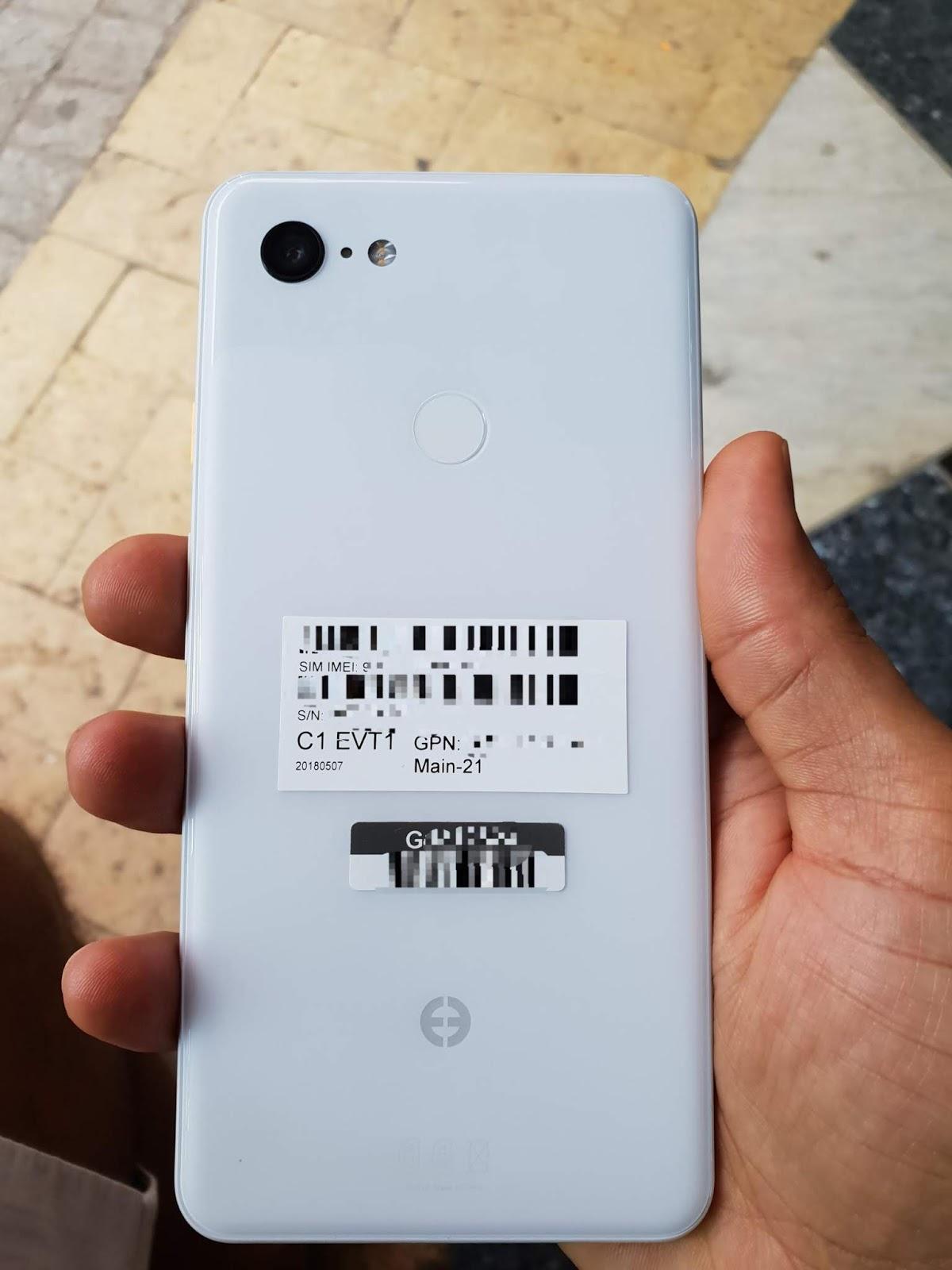 Pixel-3-XL-bianco