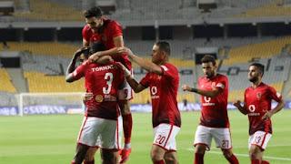 يناظر اليوم فريق الاهلي المصري فريق سيمبا التنزاني في دوري ابطال افريقيا