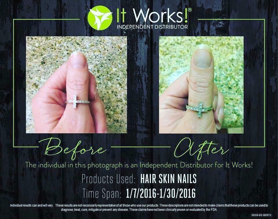 Fabulous Body Wraps - Ind. It Works Distributor: It Works Hair Skin ...