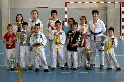 Karate Infantil Aranjuez